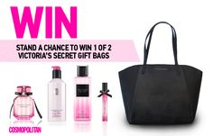 Victoria's Secret Bombshell was created to embody confident, playful and sexy women – and now you can win a Bombshell hamper for yourself.