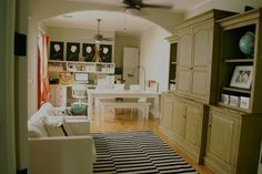 Craft room/family room