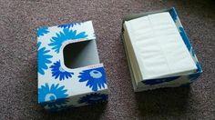 <DIY>家にあるもので作る☆ポケットティッシュ箱レシピ集! | WEBOO[ウィーブー] 暮らしをつくる。