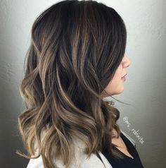 10 Super-Fresh Hairstyles for Brown Hair with Caramel Highlights - The Hairstyler