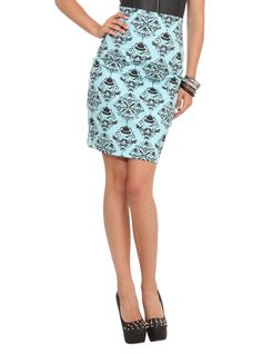 Hot Topic pencil skirt