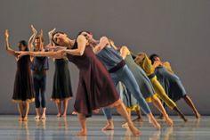 L Allegro Mark Morris Dance Group | Mark Morris' dancers in L'Allegro, il Penseroso ed il ...