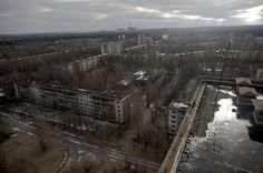 Donald Weber, Chernobyl