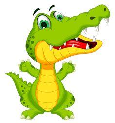 cute baby alligator clipart free clipart images 2 clipart rh pinterest com alligator clip art for kids alligator clip art border