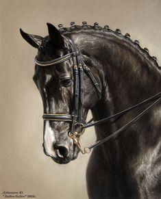 Kauto Star Horse Racing Legend 4 pièces en bois Coaster Set