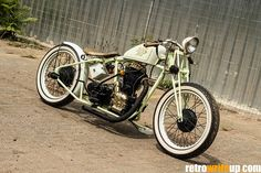 1950 Royal Enfield Customised