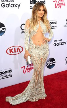 Jennifer Lopez from 2015 Billboard Music Awards Red Carpet Arrivals | E! Online