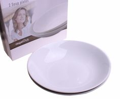 #Royal #VKB #Soup #plates 2 pieces 3850 pcs. More info: http://www.4everyware.nl/