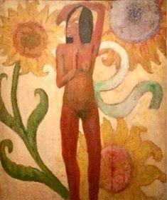 Paul Gauguin, Luxure on ArtStack #paul-gauguin #art