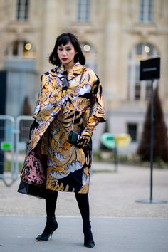 Paris Fashion Week Fall 2018 Attendees Pictures - Livingly