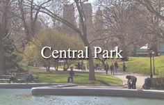 Central Park ♥