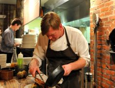 Baltimore Chef Spike Gjerde to Open Parts & Labor