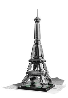Lego Architecture Eiffel Tower - I want this.
