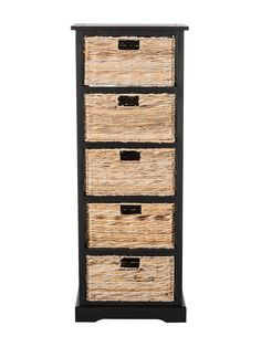 Safavieh Vedette 5-Basket Storage Chest
