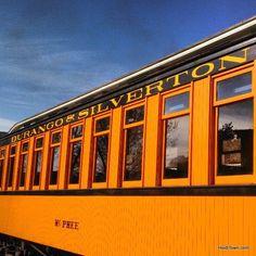 At the Durango & Silverton Narrow Gauge Railroad in @Durango, @Colorado.  #trains #travel More: http://www.heiditown.com/2013/05/10/colorado-train-festivals-events-shows/ http://www.heiditown.com/2013/05/10/colorado-train-festivals-events-shows/