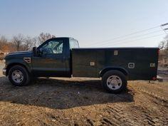 2008 Ford F-350 SD XL Diesel Utility Truck