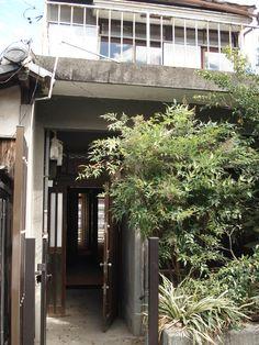 『再生M』~通り土間のある町屋のリノベーション~(古民家再生) (リノベーション前の写真)