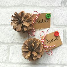Beautiful new Christmas place names now available!