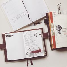 """All new beginnings...... Let something new and stay something original. #VSCOcamS1 #travelersnotebook #midoritravelersnotebook #トラベラーズノート #Hobonichi…"""