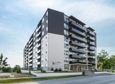165 Ontario Street - Apartments for Rent in St. Catharines on http://www.rentseeker.ca - Managed by DMS Property