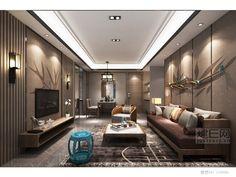 Design Bedroom, Interior Design Living Room, Living Room Designs, Modern Tv Wall Units, Partition Design, False Ceiling Design, Living Room Tv, Home Decor Furniture, Entertainment Center