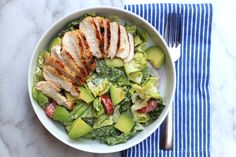 Whole30 Ceasar Salad Dressing Recipes | The Defined Dish | Page 3
