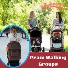 Benefits Of Joining Pram Walking Groups