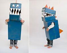 10 disfraces para Halloween monstruosos | Decorar en familia | DEF Deco