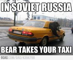 Meanwhile on Soviet Russia
