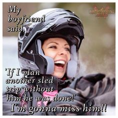 Divas SnowGear: The Backwoods of Northern Ontario! Snow Much Fun, Snow Fun, Atv Car, Go Ride, Snow Girl, Sled, Ontario, Just In Case, How To Plan