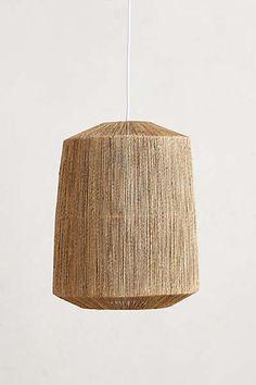 Bungalow Pendant Lamp, Large