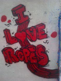 I love ropes