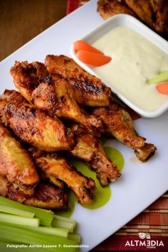 Cinco De Mayo - Chicken Wings on Pinterest | Wings, Mexican Chicken ...