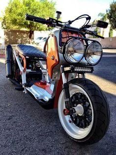 Moped Scooter, Vespa, Honda Motorcycles, Cars And Motorcycles, Honda Scooters, Scooter Custom, Custom Bikes, Ninja Bike, Honda Legend