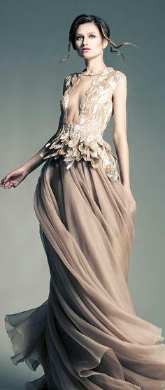 Jean Louis Sabaji Couture S/S 2013