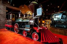 California State Railroad Museum | Travel | Vacation Ideas | Road Trip | Places to Visit | Sacramento | CA | Children's Attraction | History Museum | Tourist Attraction | Automotive Attraction