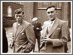 Robert Vandebeek en Valentin Sourbron.