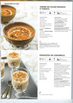 Revista bimby pt-s02-0038 - janeiro 2014 Kitchen Reviews, Soup Recipes, Healthy Recipes, Kitchen Time, Multicooker, Spanish Food, White Beans, Cooking Tips, Good Food