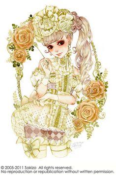 TeaPotGirl by sakizo.deviantart.com on @deviantART