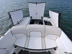New 2012 Sea Ray Boats 190 Sport Bowrider Boat - Storage Space