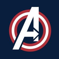 Camiseta Los Vengadores (The Avengers). Logo América - visit to grab an unforgettable cool Super Hero T-Shirt! - Visit to grab an amazing super hero shirt now on sale! Marvel Logo, Marvel Heroes, Captain Marvel, Marvel Avengers, Marvel Comics, Superman Logo, Logo America, Captain America Logo, Captain America Wallpaper