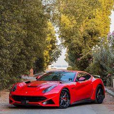 NOVITEC Rosso Ferrari __________________________ WWW.PACKAIR.COM