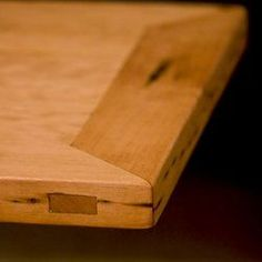 Japanese joinery,  through-tenon mitered mortise | Yelp