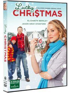 Hallmark Christmas movie | Lucky Christmas, A terminally unlucky single mother wonders if she will ever be lucky as Christmas approaches.