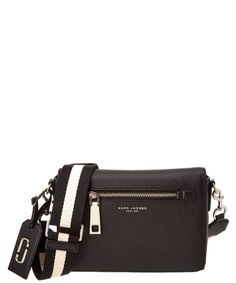 MARC JACOBS Marc Jacobs Gotham Small Leather Shoulder Bag'. #marcjacobs #bags #shoulder bags #leather #lining #