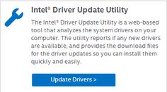บทความ Intel Driver Update ตอนพิเศษ !! ด้วย Intel Utility #Intel #Driver #Update