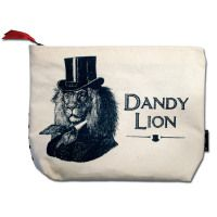 Who could resist the Dandiest of Dandy Lions? This is a super cool wash bag by Chase and Wonder, perfect for all your travels!