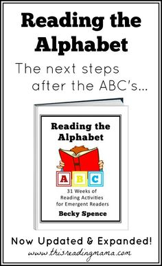 """Creator of """"Learn the Alphabet"""" Preschool reading program- few things are free but the whole package is $10."""