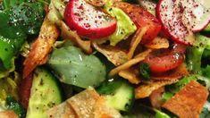 Fattoush- The Original recipe