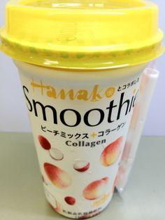 レシピとお料理がひらめくSnapDish - 4件のもぐもぐ - スムージーなのに、乳製品乳酸菌飲料? by Takashi H.